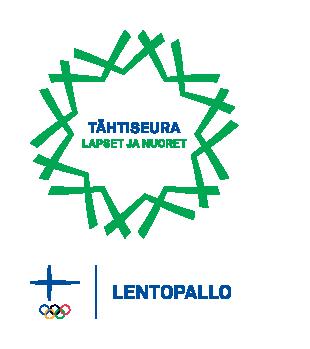 Tähtiseura-tunnus Lentopallo